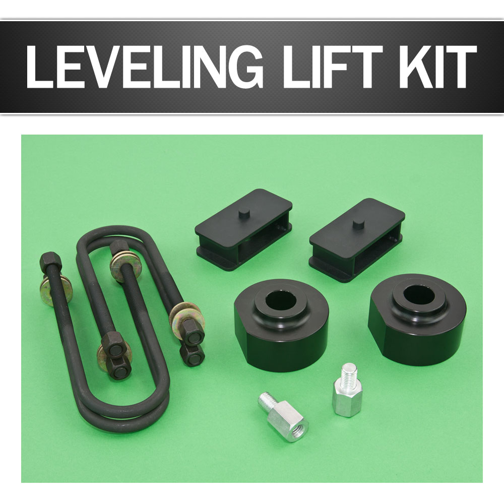 Steel Front   Lift Kit With Stud Extender F  Wd Ebay