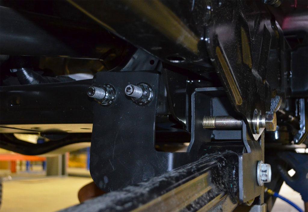 "2013-2019 Ram 3500 4WD Radius Arm Drop For 2-4/"" Leveling//Lift Kit"