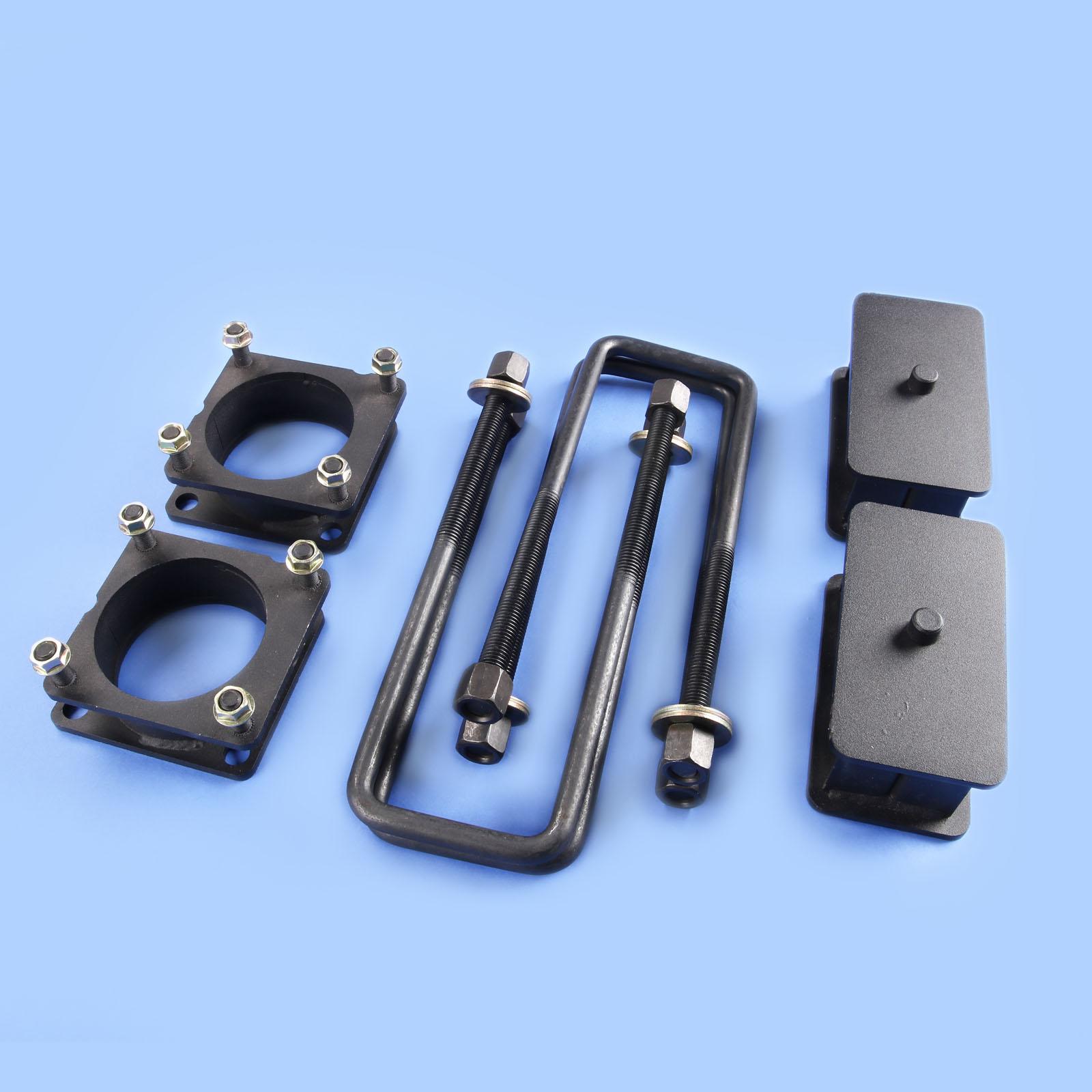 """2004-2020 For Titan 4WD 4x4 Steel Full Lift Kit Front 2/""""+Rear 1/"""" Block U-Bolt"""